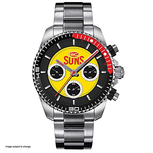 AFL Gold Coast Suns Men's Watch