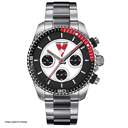 AFL Sydney Swans Men's Watch