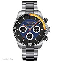 AFL West Coast Eagles Men's Stainless Steel Watch