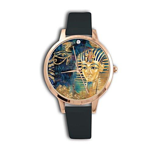 Montre avec cristal Swarovski® « Splendeur d'Egypte »