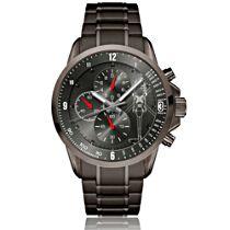 Black Hawk Helicopter Men's Stainless Steel Watch