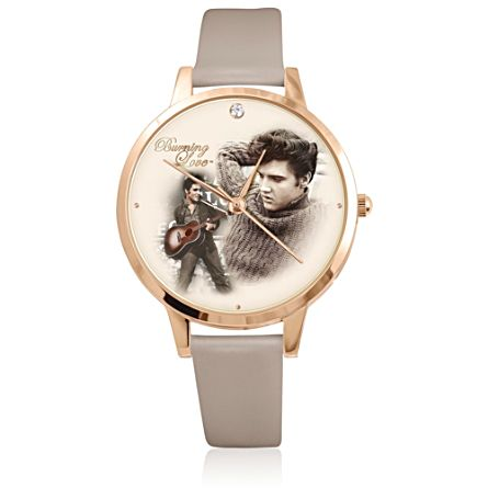 "Elvis ""Burning Love"" Armbandsur"