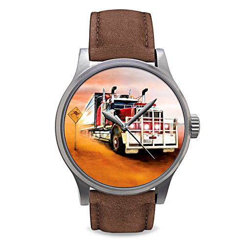 Truckie's Big Rig Watch