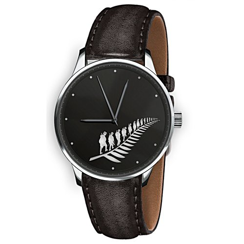 Lest We Forget Silver Fern Watch