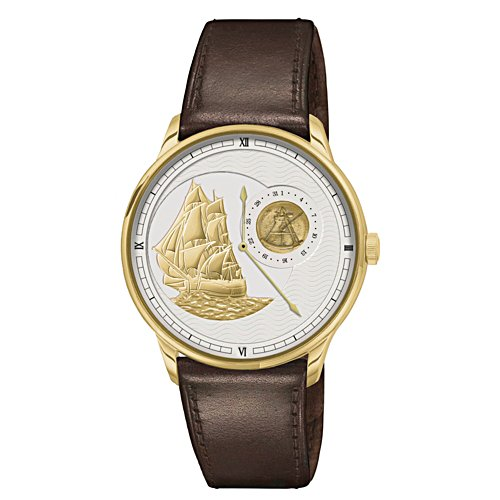 HMS Endeavour' Men's Watch