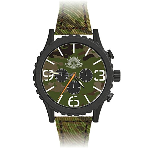 Australian Army Camouflage Watch