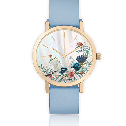 Fairy Wren Jewels of Nature Ladies Watch
