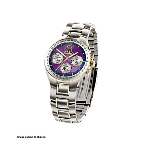 NRL Melbourne Storm Men's Watch