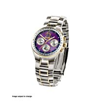 NRL Melbourne Storm Men's Stainless Steel Watch