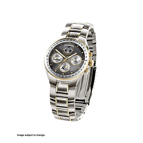 NRL New Zealand Warriors Men's Watch