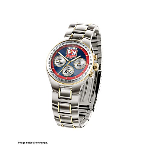 NRL Sydney Roosters Men's Watch