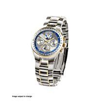 NRL Canterbury-Bankstown Bulldogs Men's Stainless Steel Watch