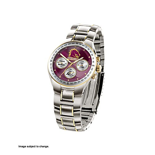 NRL Brisbane Broncos Men's Watch