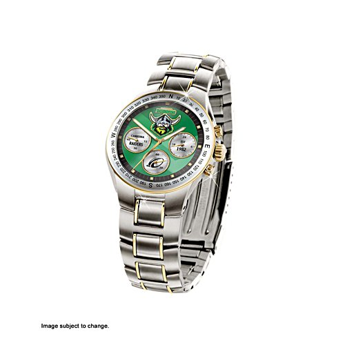 NRL Canberra Raiders Men's Watch