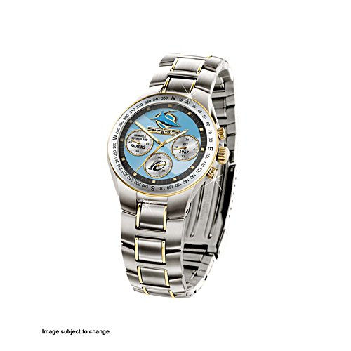 NRL Cronulla Sharks Men's Watch