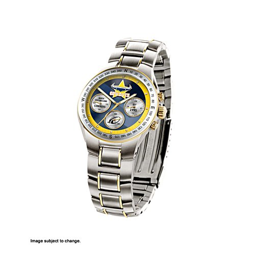 NRL North Queensland Cowboys Men's Watch
