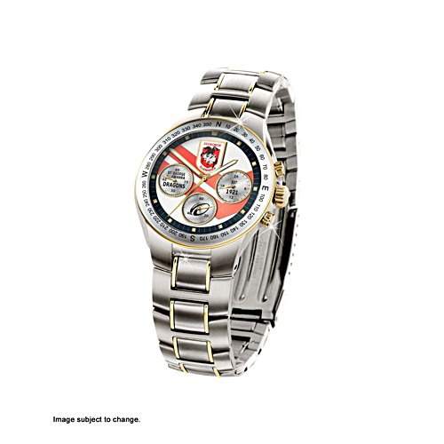 NRL St. George Dragons Men's Watch