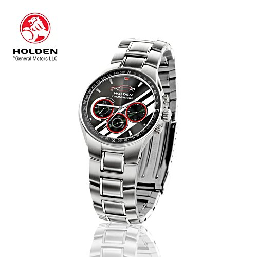 Holden Commodore Watch with Commodore Engravings