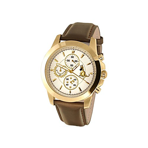 Spirit Of Australia Gold-Plated Watch