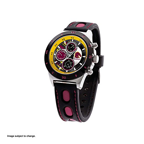 NRL Brisbane Broncos Sports Master Men's Watch