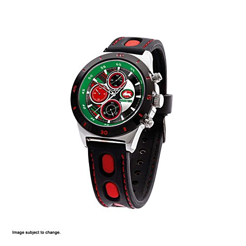 NRL South Sydney Rabbitohs Sports Master Men's Watch