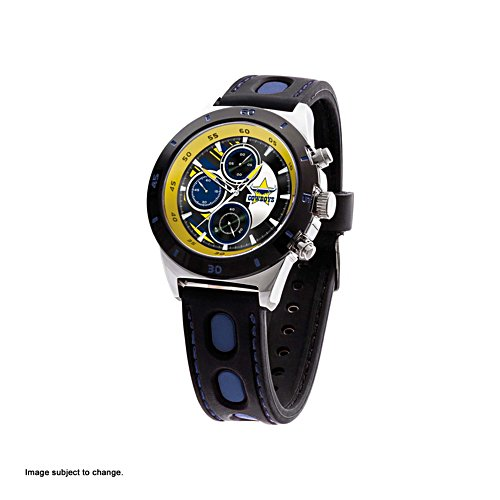 NRL North Queensland Cowboys Sports Master Men's Watch