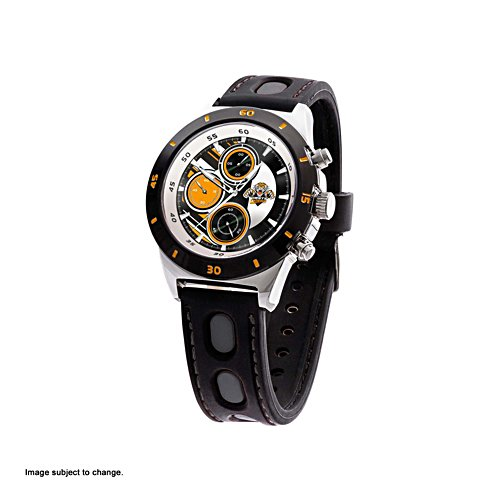 NRL Wests Tigers Sports Master Men's Watch