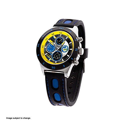 NRL Parramatta Eels Sports Master Men's Watch