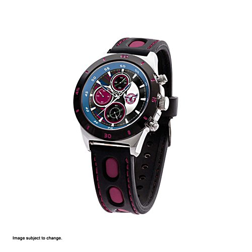 NRL Manly Sea Eagles Sports Master Men's Watch