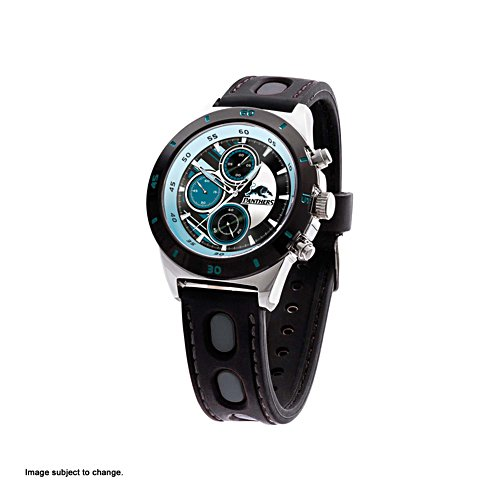 NRL Penrith Panthers Sports Master Men's Watch