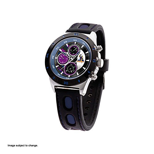 NRL Melbourne Storm Sports Master Men's Watch