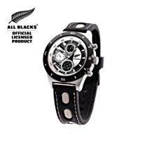 Official Licensed All Blacks Sports Master Watch