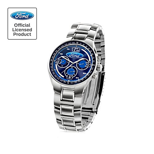 Ford Australia Men's Watch With Engravings