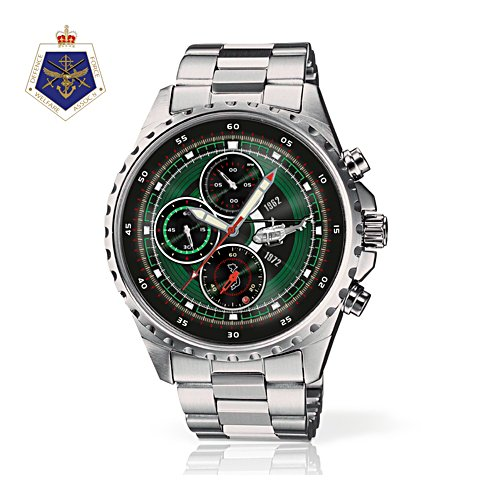 Veterans' Remembered 50th Anniversary Watch