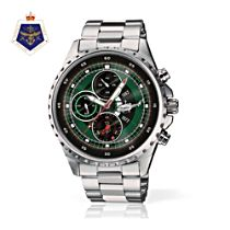 Veterans' Remembered 50th Anniversary Men's Stainless Steel Watch
