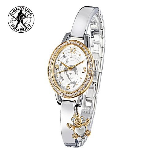 "Elvis Presley ""Be My Teddy"" Women's Watch"