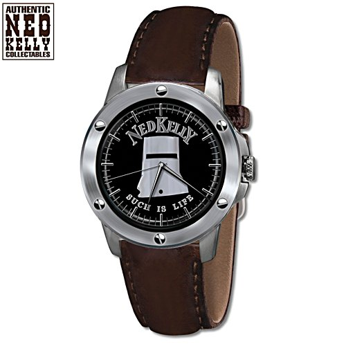 "Ned Kelly ""Such Is Life"" Men's Watch"