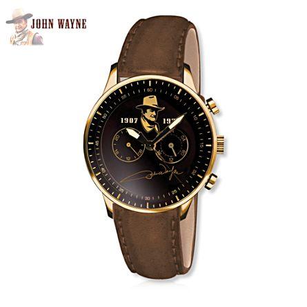 John Wayne Chronograph Men's Watch