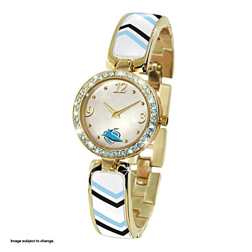NRL Cronulla Sharks Ladies Watch