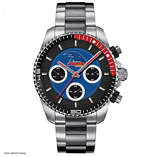 AFL Adelaide Crows Men's Watch