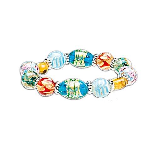 Fairy Wren Garden Of Beauty Bracelet