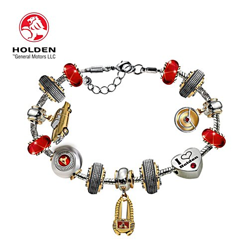 Holden Ladies Bracelet With 18K Gold-Plate