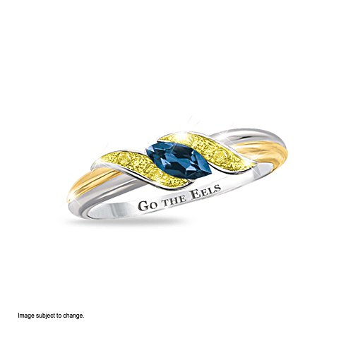 Parramatta Eels Diamonesk® Team Ring