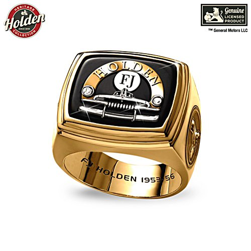 Official 60th Anniversary Tribute Holden FJ Ring