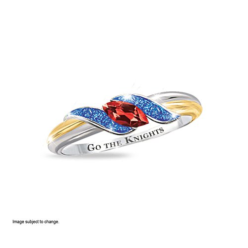 Newcastle Knights Diamonesk® Team Ring