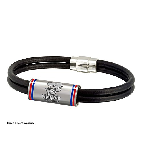 NRL Newcastle Knights Wristband with Club Emblem