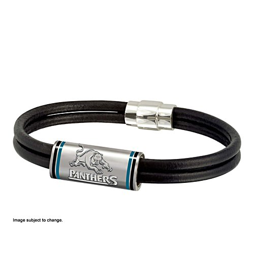 NRL Penrith Panthers Wristband with Club Emblem