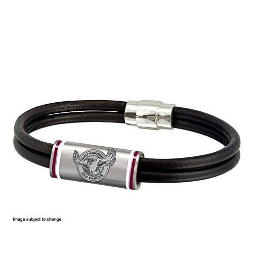 NRL Manly Sea Eagles Wristband with Club Emblem