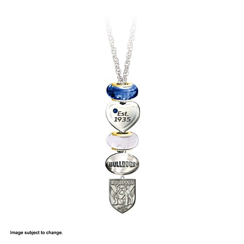 NRL Canterbury-Bankstown Bulldogs Women's Pendant