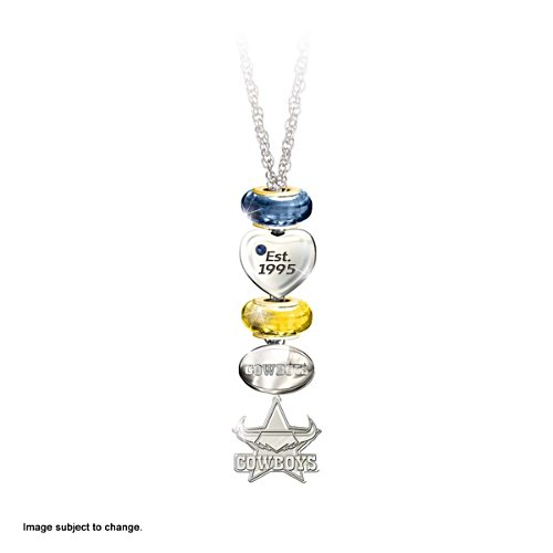 NRL North Queensland Cowboys Women's Pendant